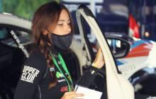 Joven copiloto española muere en accidente en un rally en Portugal