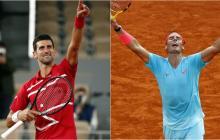 Novak Djokovic vs Rafael Nadal, el desafío total