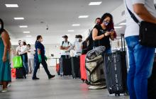 El 62,6% de quejas contra las aerolíneas son por reembolsos