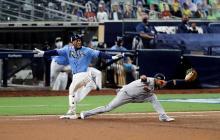 En video   Los Rays pegan primero ante Astros en duelo de pitcheo