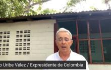 En video | Uribe pide insistir en derogar la JEP y reformar Acuerdo de Paz