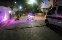 Identifican a policía herido en atentado con explosivo en barrio Lucero