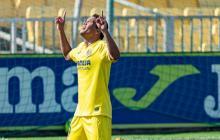 Carlos Bacca podría ver más minutos ante la lesión de su compañero Gerard Moreno.