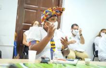 Alcaldía de Cartagena modificará contrato de la primera dama