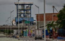 Fábrica de aceite genera molestias entre vecinos de Barrio Abajo