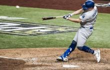 En video | Dodgers recortan ventaja de Bravos con victoria 15-3