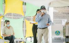 Minagricultura lanza acciones para reactivar el agro en Atlántico