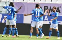 El Napoli apeló la decisión que anunció la pérdida de puntos ante Juventus.