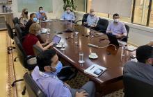 Gremios respaldan planes de acción de Air-e: Intergremial