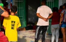 Lo asesinan de un balazo en el cuello en Villa Selene