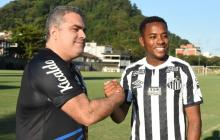 Santos suspende fichaje de Robinho por sus audios en caso de violencia sexual