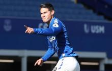 """""""Everton tiene jugadores de clase mundial como James"""": Jürgen Klopp"""