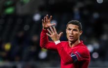 """""""Estoy bien, no tengo síntomas ni ningún dolor"""": Cristiano Ronaldo"""