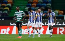 Mateus Uribe, con gol, y Luis Díaz, con asistencia, se reportaron en el Porto