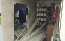 Dos policías heridos en atentados con explosivos a estaciones en Curumaní