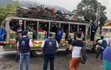 Defensoría del Pueblo pide a la minga protesta pacífica en Bogotá