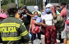 Covid en el Atlántico: 130 nuevos contagios y dos personas fallecidas