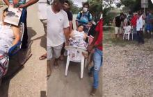 Muere mujer en Sucre tras esperar una ambulancia que nunca llegó
