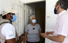 12 mil nuevos hogares en Barranquilla ya tienen Sisbén IV