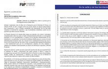 Polémica entre FLIP y Fiscalía por investigación a exfuncionaria de RTVC