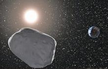 Asteroide pequeño podría impactar la atmósfera el 2 de noviembre