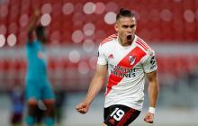 En video | River Plate gana con goles colombianos