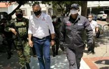 Dejan en libertad al alcalde de Curumaní investigado por homicidio