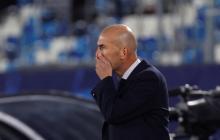 Zinedine Zidane se mostró confiado en su equipo tras la derrota en Champions League.
