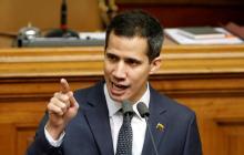 Guaidó responsabiliza a Maduro de las violaciones de DD.HH. en Venezuela