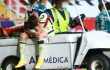 El colombiano Nicolás Benedetti, operado de menisco en rodilla derecha