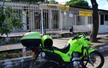 En video | Robo a corresponsal bancario termina en balacera