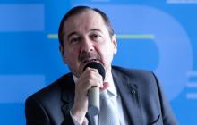 Eduardo Cifuentes es elegido como nuevo presidente de la JEP