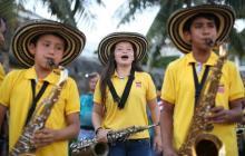 Bolívar resuena y guapirrea a ritmo del Festival de Bandas