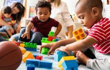 La recreación es parte fundamental en el desarrollo de los niños.