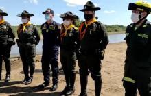 Arrancan los patrullajes en la Isla Salamanca