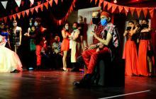 Escuela Distrital de Arte cierra su año académico con show virtual de talento