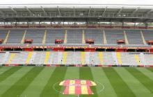 El partido entre el Lens y el Nantes aplazado por coronavirus