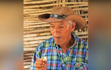 """""""Lucho para entregar tierras que pertenecen a los campesinos"""""""