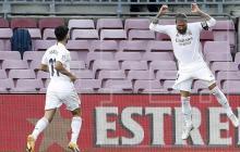 Real Madrid derrotó 3-1 al Barcelona de visitante