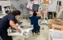 Hospital de Maicao completa 30 camas para la unidad de UCI