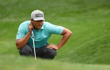 Sebastián Muñoz tuvo un mal día en la última ronda del Zozo Championship y cayó diez lugares en la clasificación.