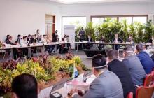 Duque ratificó inversión del gobierno en obras viales de la Alta Guajira