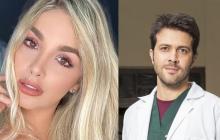 Melina Ramírez confirma relación con el actor Juan Manuel Mendoza