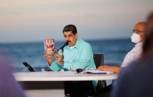 """Maduro dice que Venezuela """"ha conseguido una medicina"""" que anula la Covid-19"""