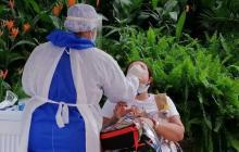 Búsqueda activa de Covid en el norte llega a más de 7.000 personas