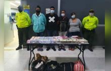 Policía da duro golpe a las apuestas ilegales: 9 personas capturadas