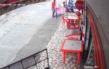 En video   Sale de la cárcel y sicarios lo asesinan