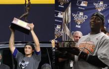 Corey Seager es el primer campo corto que gana el Premio MVP de la Serie Mundial desde Edgar Rentería en 2010.