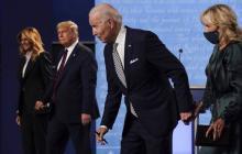 Trump y Biden coincidirán en Florida en la recta final de campaña electoral