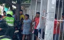 Hurto de moto termina en homicidio en Soledad